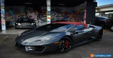 2018 Lamborghini Huracan LP 580-2 Spyder 2dr Convertible