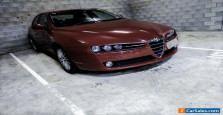 2008 Alfa Romeo 159 Turbo JTD Rosso Corsa 4dr Auto IMMACULATE w FULL History!.