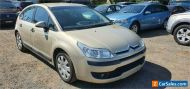 2006 Citroen C4 SX 1.6 HDi Gold Manual 5sp M Hatchback