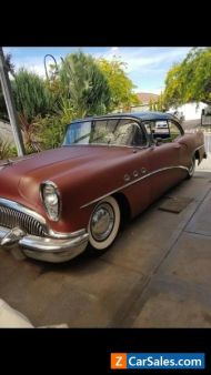 1954 BUICK Century Sports Coupe not mustang not chev