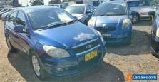 2011 Chery J3 M1X Blue Manual 5sp M Hatchback