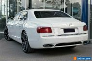 2015 Bentley Flying Spur White