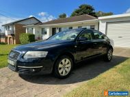 Audi A6 - No Reserve - With rego