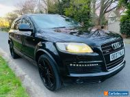 2007 Audi Q7 4.2TDI S-Line Quattro Stage 1 Remap - Yrs MOT - Full Service towing