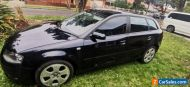 Audii A3 2008  SPECIAL EDITION TURBO SPORTS BACK FULL SUN ROOF