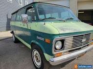 1975 Chevrolet G20 Van VINTAGE CHEVY SPORT VAN LOW MILES!!! ROAD READY!!!