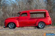 1950 Chevrolet 3100 3100 ½-ton Canopy Express