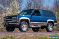 1999 Chevrolet Tahoe 2dr LS 4WD SUV