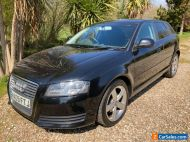 2009 AUDI A3 2.0 TDI 140 DIESEL NEW MOT 1 PREVIOUS OWNER GREAT CONDITION