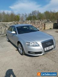AUDI A6 SALOON 2.0TDI DIESEL MANUAL 140 BHP