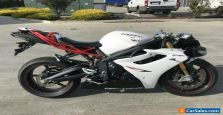 TRIUMPH DAYTONA 675R 675 01/2012 MODEL 18742KMS PROKECT MAKE AN OFFER for Sale