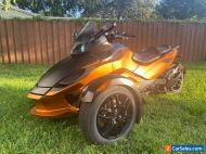 2011 Can-Am RS-S SM-5
