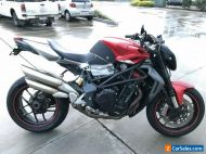 MV AGUSTA BRUTALE 1090R 12/2010 MODEL PROJECT MAKE AN OFFER