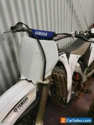 Yamaha YZ450 2007 limited edition