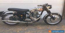 1958 BSA DBD34GS GOLD STAR