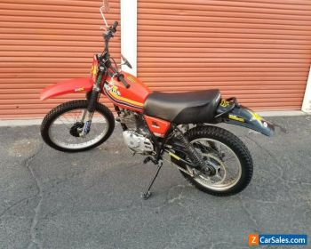 1978 Honda XL250S for Sale