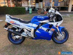 Suzuki gsxr 1100 1994