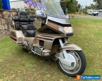 Honda Gold wing 1988 49,xxx KM 1500cc 6 cycl  eligible for Historic Rego for Sale