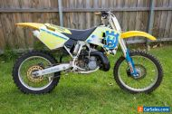 1994 Husqvarna WR360 / Cagiva made. Crazy Two Stroke Weapon From The Past