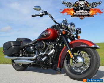 2019 Harley-Davidson 114ci HERITAGE CLASSIC ONLY 645 Mi NEW CONDITION for Sale