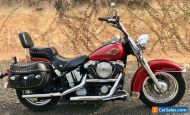 1996 Harley Davidson Heritage Softail Classic
