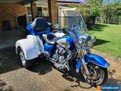 2018 Harley Davidson Road King Trike