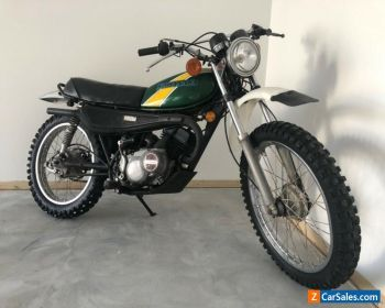 kawaski Vintage KE175 B Model 1976 original condition for Sale