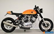 Double shot, XV920 Custom Motorcycle