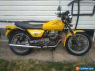 Moto-Guzzi v50 1981 500cc