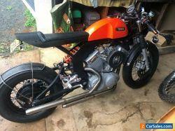 Yamaha virago Cafe racer xv535 custom