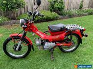 2003 Honda CT110 Postie Bike - no reserve