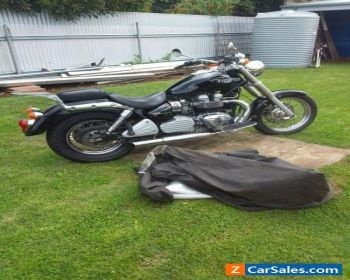 triumph america motorcycle 2006 very low kilometres excellent condition for Sale