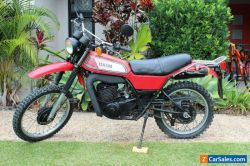 1976/77 Yamaha DT400