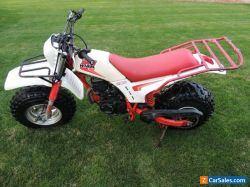 1986 Yamaha BW 200