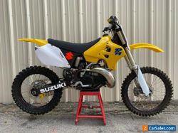 2020 Suzuki RM250,CR250,KX250