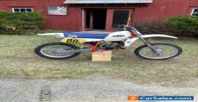 1984 KTM SX