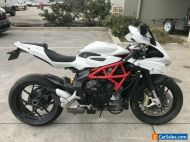 MV AGUSTA F3 675 01/2012 MODEL 15164KMS PROJECT MAKE AN OFFER