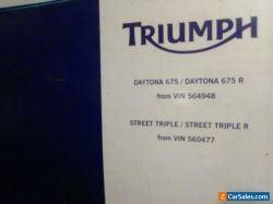 Triumph: Other