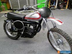1972 Yamaha mx
