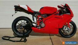 Original 2005 Ducati 749R  beautiful condition Iconic model, must  sell!