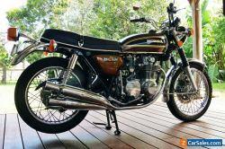 HONDA CB550 Four 1976