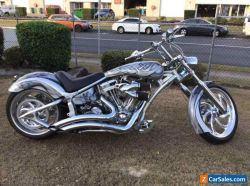 Harley Davidson chopper (custom)