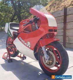 1987 Ducati Superbike