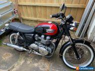 2008 Triumph Bonneville T100 865cc