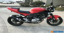 HYOSUNG GT 650 GT650 GT650R 03/2008MDL 37504KM CLEAR TITLE PROJECT MAKE AN OFFER