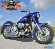 1994 Harley-Davidson VERY CUSTOM FATBOY * One Owner * Only 3,635 Mi *