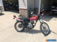 1978 Kawasaki KL250