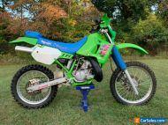 1992 Kawasaki KDX