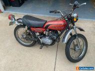 1974 Kawasaki G4TR