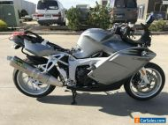 BMW K1200 K1200S K 1200 S 03/2005 MODEL CLEAR TITLE PROJECT MAKE AN OFFER